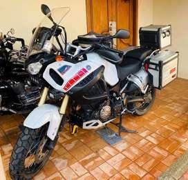 Moto Yamaha XT1200Z Super Tenere