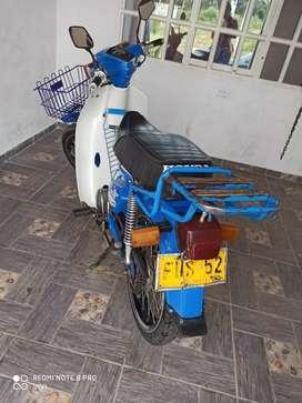 Vendo moto honda c90