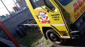 Camión Deutz Agrale año 93. Motor recién reparado, papeles al día.