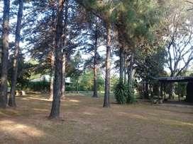 Alquilo casa en Santa Ana, monoambiente, parquizado. Incluye el mantenimiento del parque. A metros del Arco de Entrada.