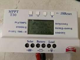 Regulador controlador solar sistema mppt 30 amperios nuevo