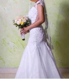 Venta Vestido de bodas económico
