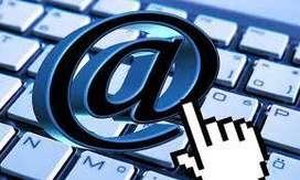 Publicidad para nuevos servicios basados en correos
