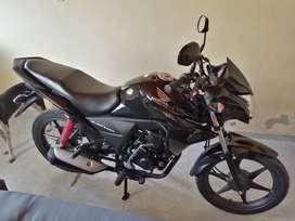 Vendo Moto Honda casi Nueva!