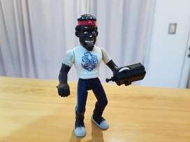 muñecos locademia de policia
