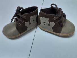 Zapatos Bebe No Caminante Imp sin Uso