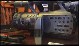 Camara filmadora Sony Handycam modelo HDR-FX7 Nuevo
