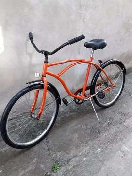 Bicicleta playera (I.casanova)