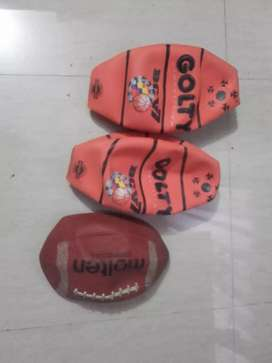 Súper bola y balón
