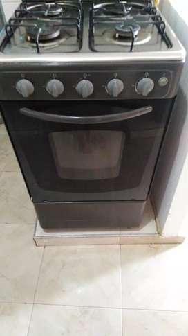 Gran Promocion Estufa 4 puestos con horno
