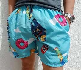 Pantaloneta de los Simpson, ultimas