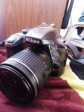 Nikon D3300 cámara digital, excelente condición