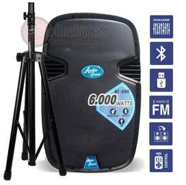 Cabina Activa con micrófonos