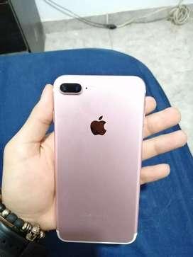 Iphone 7 plus rosa de 32 gb