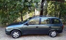 Chevrolet corsa classic wagon 2009 Nafta/GNC Dña vende Tit Pap dia