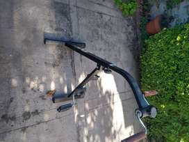 Bici pedalera rehabilitación