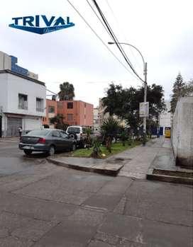 ¡¡¡ATENCIÓN INVERSIONISTAS!!! VENDO TERRENO DE 400 M2 EN PUEBLO LIBRE