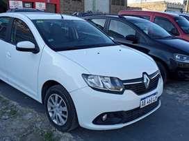 Renault nuevo logan 2017 EXPRESSIÓN GPS full full
