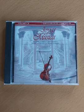 CD joyas de la música volumen 26 clasico