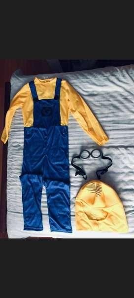 Disfraz Minion