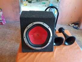Equipo de Audio para Auto