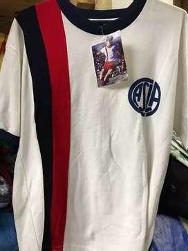 Camiseta san Lorenzo retro sin sponsor