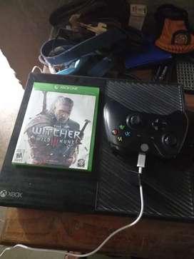 Xbox one con juegos o cambio con cell