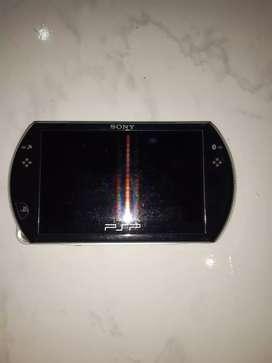 Vendo PSP go sony