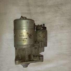 Burro arranque renault 12/ motor 1.6