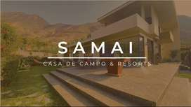 ALQUILER DE CASA DE CAMPO SAMAI - CIENEGUILLA