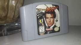 Agente 007 Nintendo 64