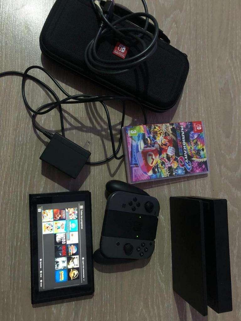 Nintendo Switch / 13 juegos / 220 gb 0