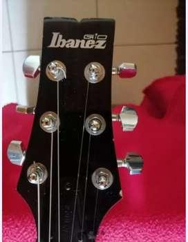 Guitarra Ibanez Tipo Les Paul con forro