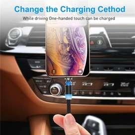 Cable Magnetico para Cargar Celular