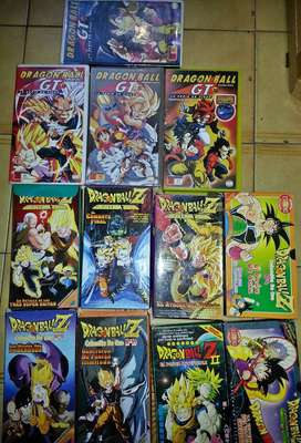 Cassette VHS DRAGON BALL