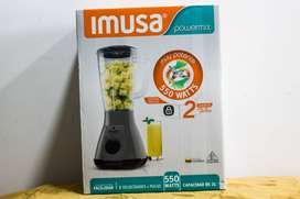 Licuadora IMUSA powermix 550W 80mil