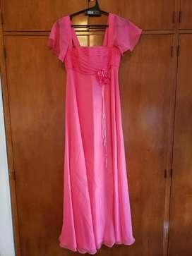 Vendo Vestido Fiesta/Madrina Usado Casi Nuevo