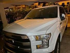 Ford 150 Blanca full equipo LARIAT 2015
