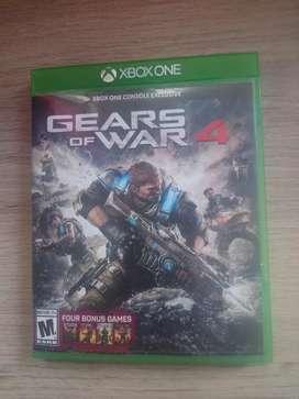 Vendo gears of war 4