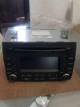 Vendo Radio Kia sportage- chevrolet tracker