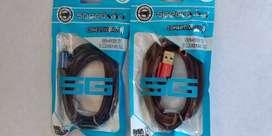 CABLES  USB IPHONE ESTILO CRODON  DATOS Y CARGA