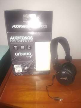 Audífonos inalámbricos bluetooh
