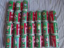 Coleccion Latas Coca Cola