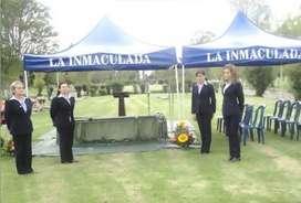 Lote Triple Cementerio Parque la Inmaculada.
