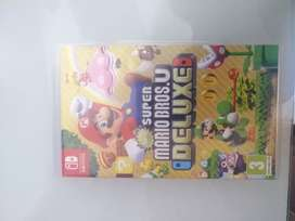 New Super Mario Bros U Deluxe, Nintendo Switch