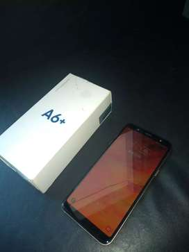 Celular Samsung A6+ Plus 64 GB