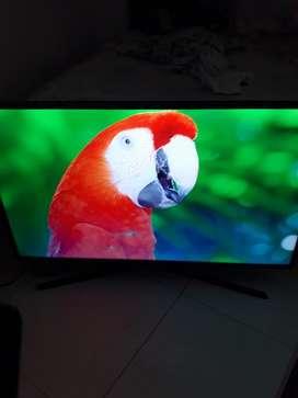 Smart Tv 4k Ultra Hd 43 pulgadas  samsung