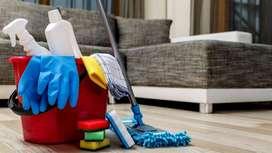 Servicio domestico de limpieza