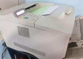 Impresora laser jet para quemado de planchas