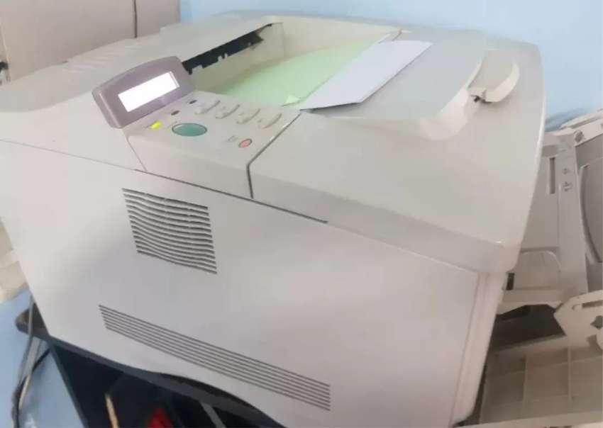 Impresora laser jet para quemado de planchas 0